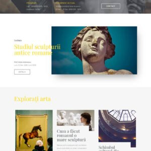 galerie_de_arta-creare-site-web-impact-production